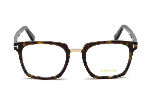 Tom Ford FT5523-B 052 Square Optical Frames