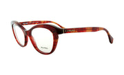 Miu Miu MU 07LV Cat-Eye Eyeglasses