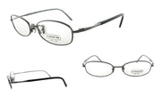 Coach CO 208AF Oval Eyeglasses