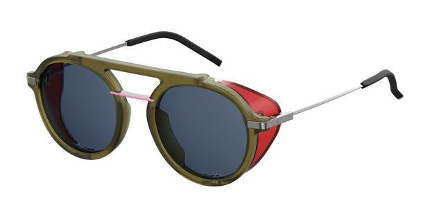 Fendi Men 0012/S Aviator Sunglasses