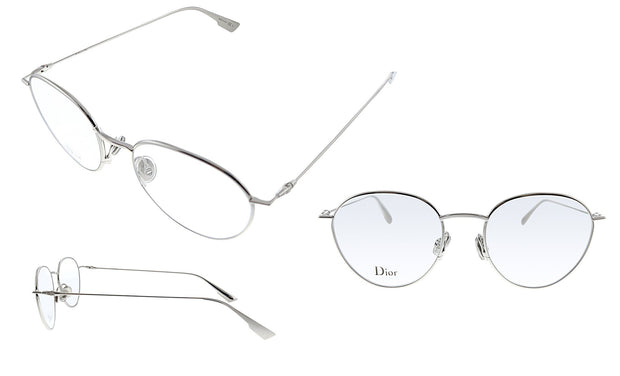 Christian Dior CD StellaireO2 010 Oval Eyeglasses
