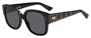 Lady Dior Stud Women's Wayfarer Sunglasses