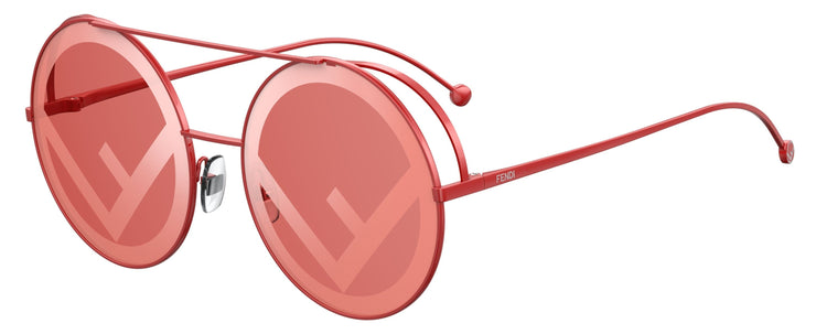 Fendi Run Away 0285 Round Sunglasses