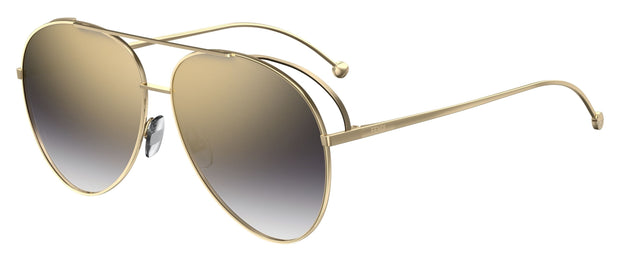 Fendi 0286/S Aviator Sunglasses