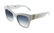 Moschino MOS 011S VK6 9O Cat Eye Sunglasses