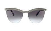 Moschino MOS 010S YL7 9O Cat Eye Sunglasses