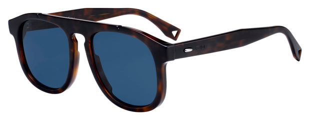Fendi 0014 Rectangle Sunglasses