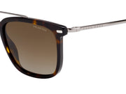 Hugo Boss 0930 Men's Rectangle Polarized Sunglasses