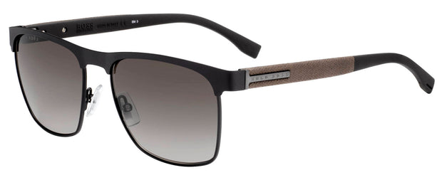 Hugo Boss 0984 Men's Rectangle Sunglasses