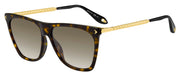Givenchy 7096 Women's Rectangle Sunglasses