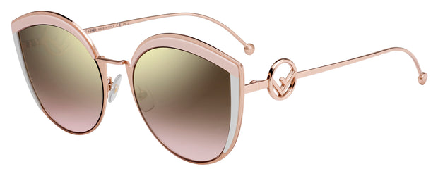 Fendi 0290 Cat-Eye Sunglasses