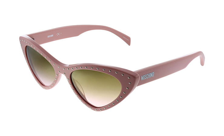 Moschino MOS 006S 35J 53 Oval Sunglasses