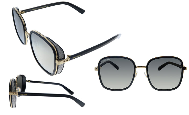 Jimmy Choo ELVA Rectangle Sunglasses