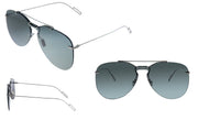 Dior CD 0222S 6LB Pilot Sunglasses