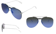 Christian Dior CD 0222S DOH Pilot Sunglasses