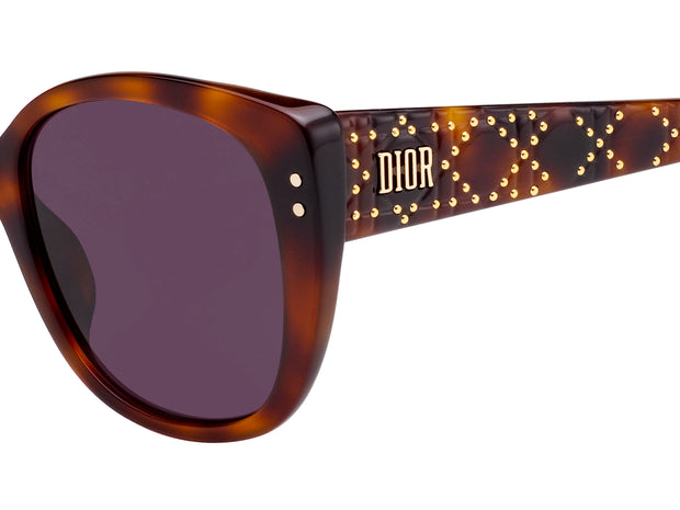 Dior Lady Dior Stud 4F Cat-Eye Sunglasses
