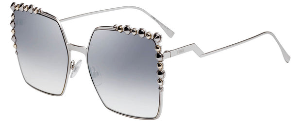 Fendi Can Eye 0259 Rectangle Sunglasses