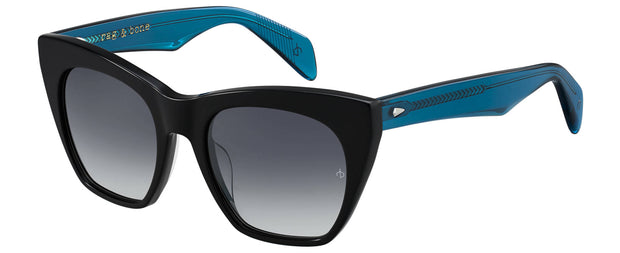 Rag & Bone 1009S Cat-Eye Sunglasses