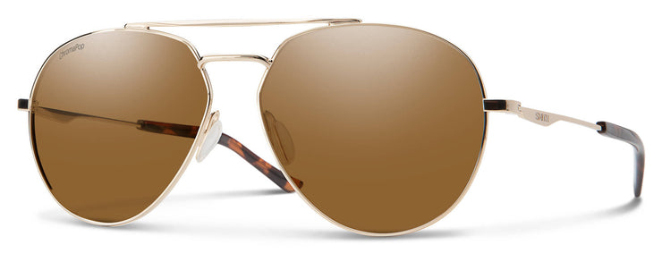 Smith West Polarized Aviator Sunglasses