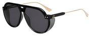 Diorclub3 Women's Aviator Sunglasses