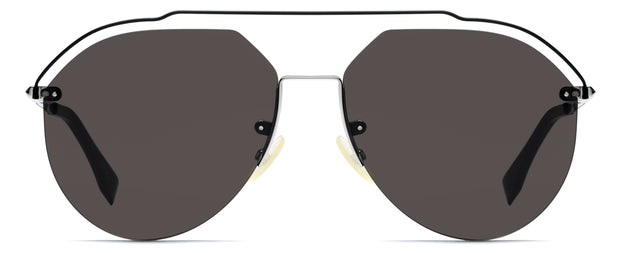 Fendi Men 0031 Aviator Sunglasses