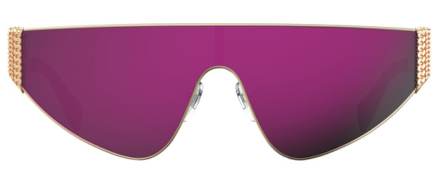 Moschino 022 Shield Sunglasses