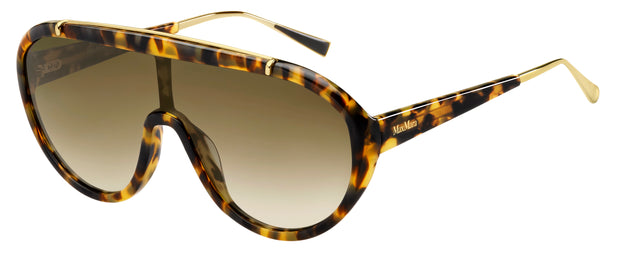 Max Mara Wintry Shield Sunglasses