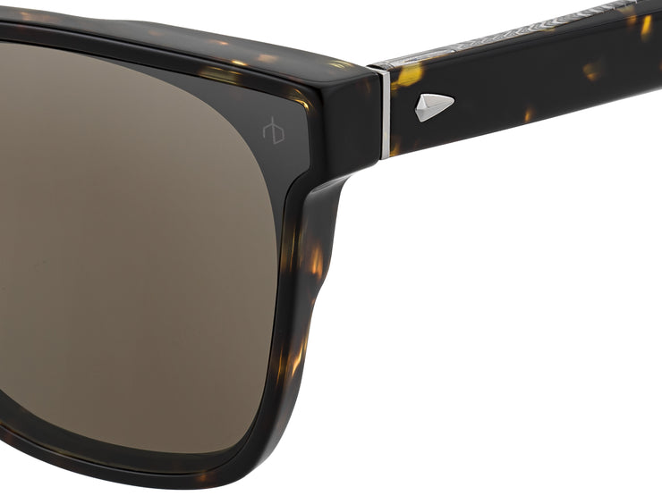 Rag & Bone 5010S Rectangle Sunglasses