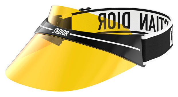 Dior Diorclub1 Yellow Visor Sunglasses