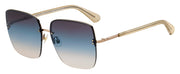Kate Spade Janay Women's Rectangle Sunglasses