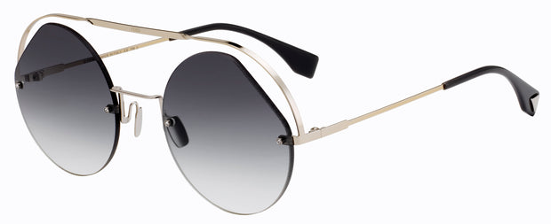 Fendi 0325 Round Sunglasses