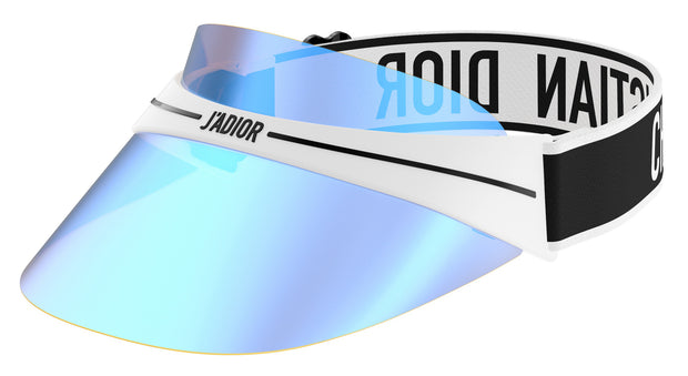 Christian DiorClub1 Blue Visor Sunglasses