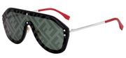 Fendi MEN FF M0039/G/S Shield Sunglasses