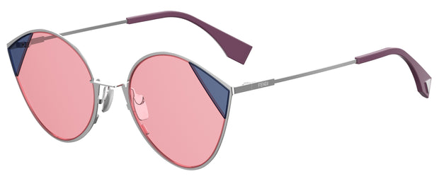 Fendi 342 Cat-Eye Sunglasses