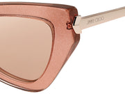Jimmy Choo DONNA/S Cateye Sunglasses