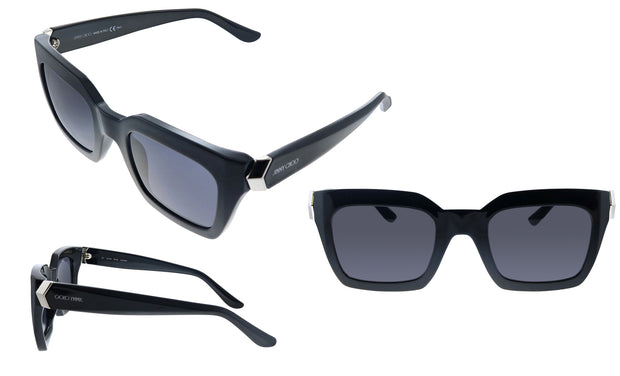 Jimmy Choo JC MAIKA/S 807 IR Cat-Eye Sunglasses