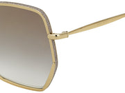 Jimmy Choo ALINE/S Women's Rectangle Sunglasses