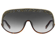 Jimmy Choo SIRYN/S Shield Sunglasses