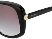 Jimmy Choo AMADA/S Rectangle Sunglasses