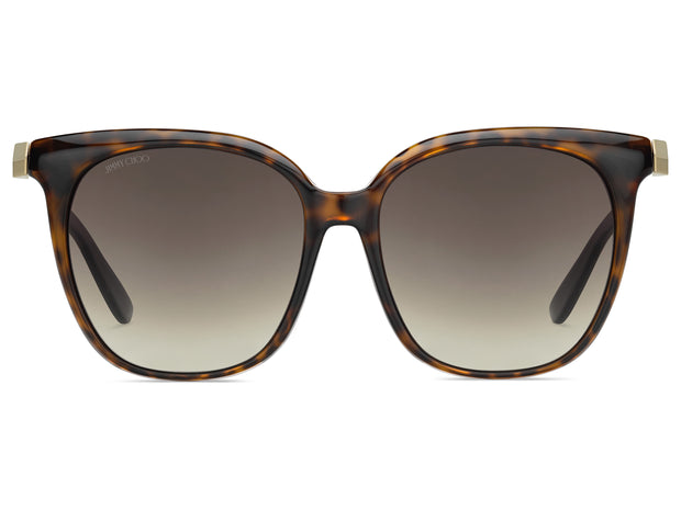 Jimmy Choo WILMA/F/S Rectangle Sunglasses