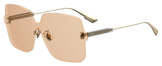 Christian Dior DiorCOLORQUAKE1 Rectangle Sunglasses