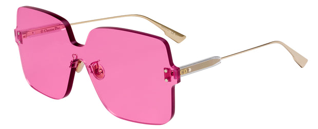 Christian Dior DiorQuake1 Rectangle Sunglasses