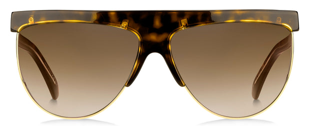 Givenchy 7118G Women's Shield Sunglasses