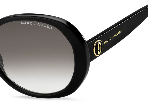 Marc Jacobs MARC 377/S Round Sunglasses
