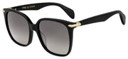 Rag & Bone RNB1026/S Rectangle Sunglasses