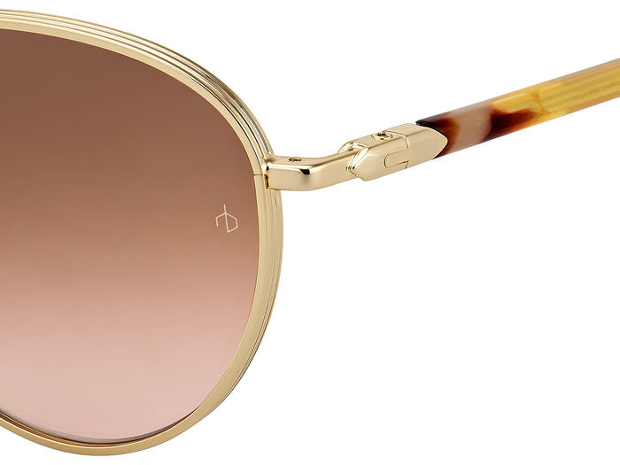 Rag & Bone RNB1019/S Round Sunglasses