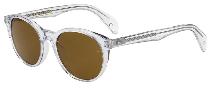 Rag & Bone RNB5020/S Round Sunglasses