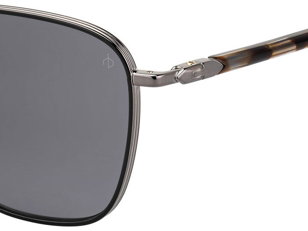 Rag & Bone RNB5017/S Rectangle Sunglasses