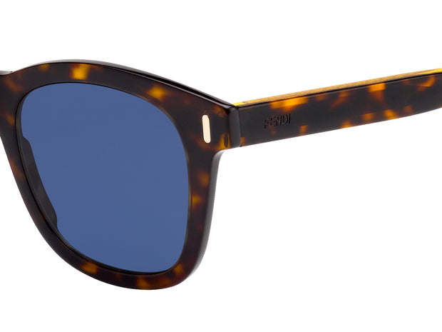 Fendi Men 0040 Rectangle Sunglasses