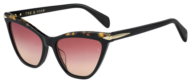 Rag & Bone RNB1021/S Cateye Sunglasses